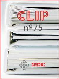 CLIP de SEDIC - Revista de la Sociedad Española de Documentación e Información Científica
